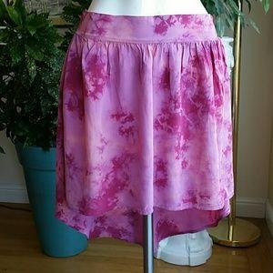 Chasor silk skirt size Small
